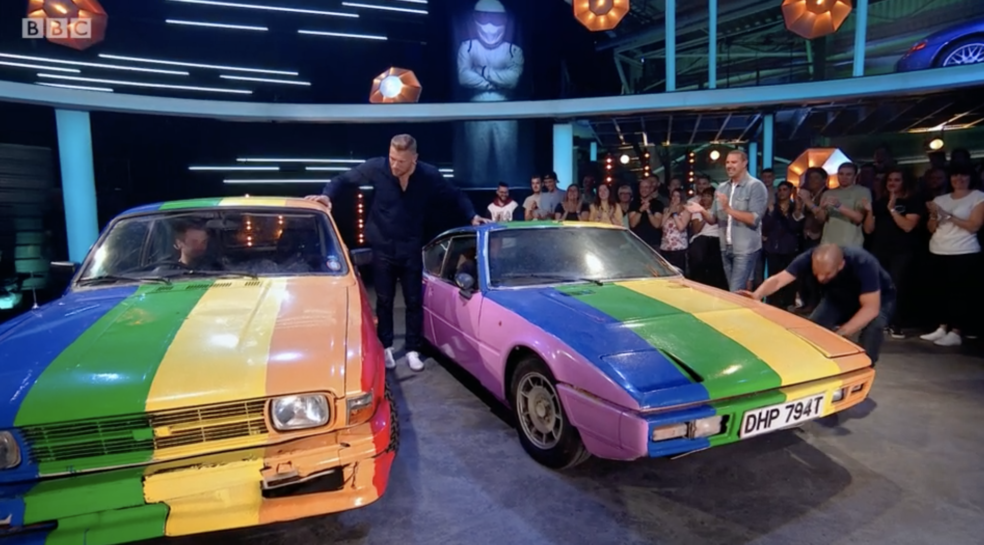 Top Gear viewers praise Freddie Flintoff and Paddy McGuinness for standing against anti-LGBTQ+ laws in controversial episode