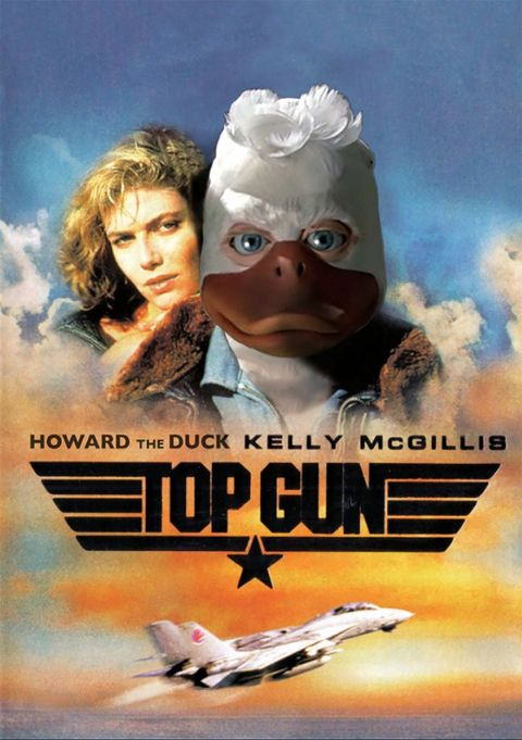 Howard the duck / Tom Cruise