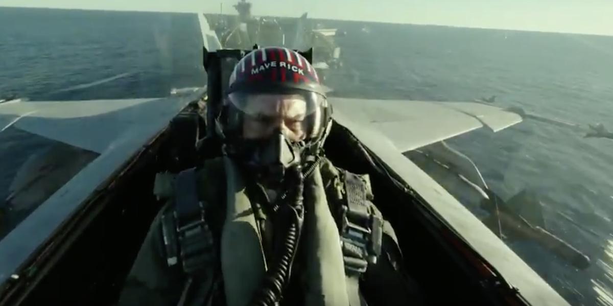 "Top Gun: Maverick star Jennifer Connelly promises ""extraordinary"" flying scenes"