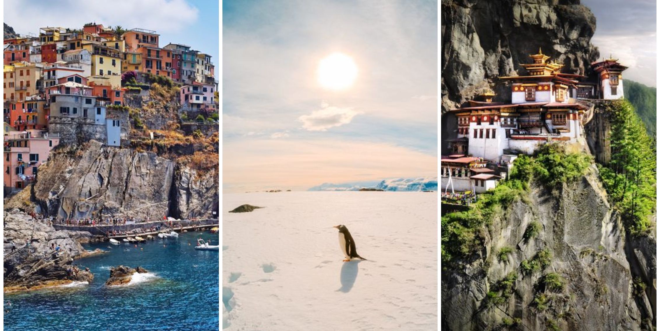 These 19 destinations have made National Geographic Traveller's 'Cool List'