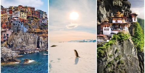 National Geographic Traveller reveals 19 must-see destinations for 2019