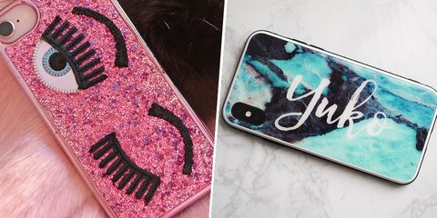 Turquoise, Pink, Mobile phone case, Teal, Turquoise, Technology, Design, Material property, Electronic device, Mobile phone accessories,
