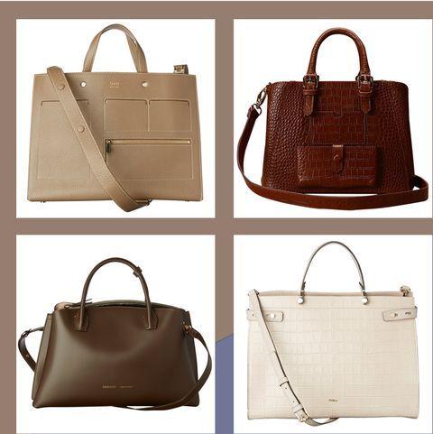 Handbag, Bag, Fashion accessory, Brown, Tote bag, Leather, Luggage and bags, Material property, Shoulder bag, Birkin bag,