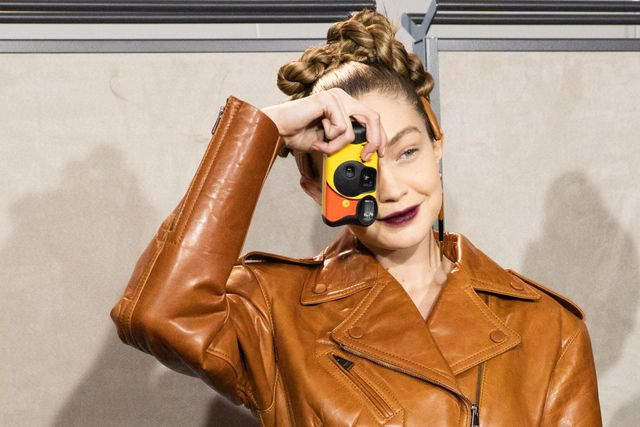 fendi backstage milan fashion week fall winter 2020 2021
