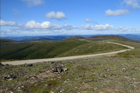 Top of the World Highway – Alaska