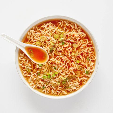 Food, Dish, Cuisine, Alphabet pasta, Instant noodles, Ingredient, Ramen, Noodle, Manchow soup, Asian soups,