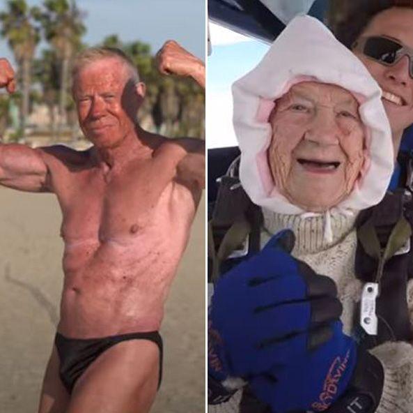 おじいちゃん&おばあちゃん