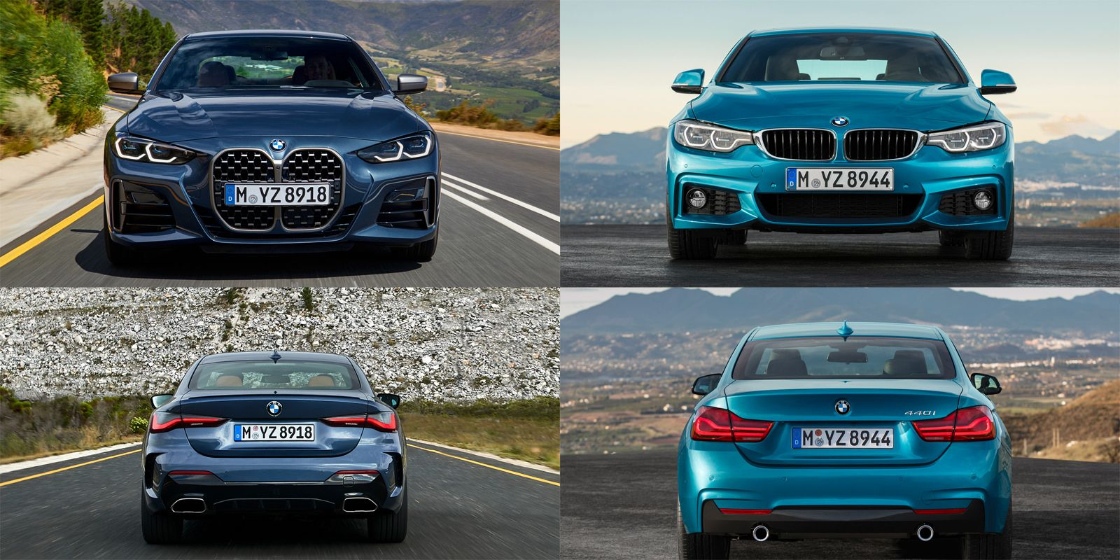 Let S Talk About The Bmw 4 Series Design