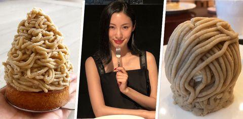Food, Dish, Cuisine, Mont blanc, Ingredient, Bigoli, Comfort food, Junk food, Pici, Noodle,