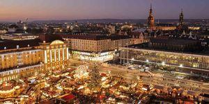 Leukste steden tijdens de kerst