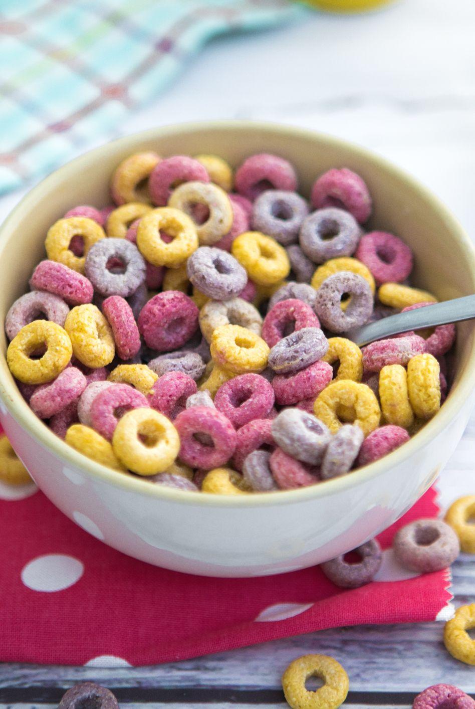 cereal - april fool's day pranks