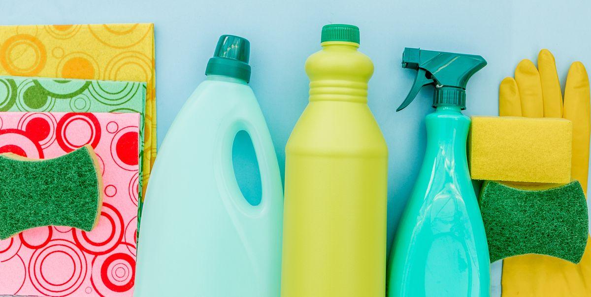 8 cleaning cupboard hacks - easy ways to get organised!