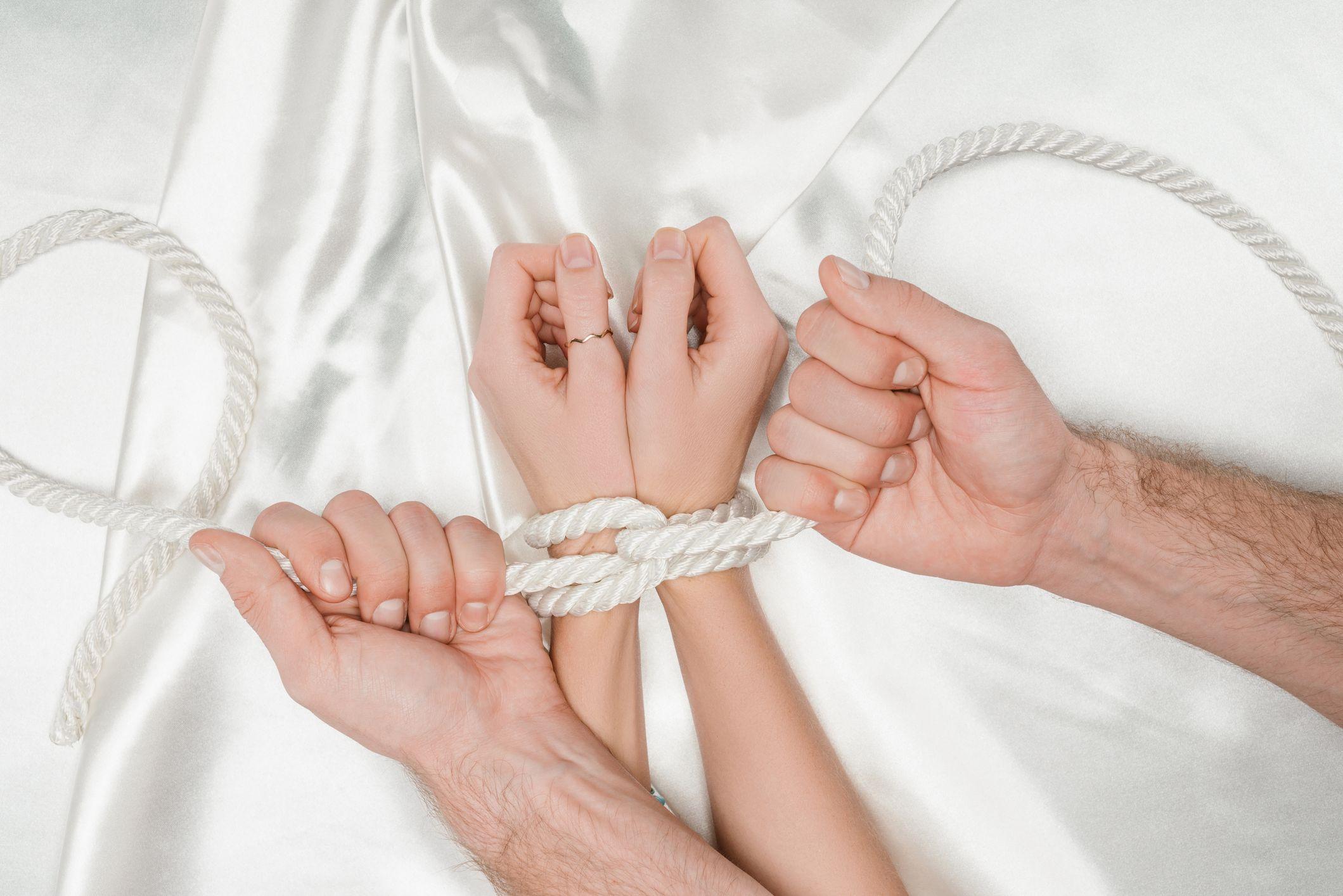 Bondage Sex Slave Mistress