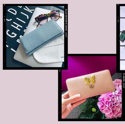 Wallet, Handbag, Fashion accessory, Bag, Coin purse,
