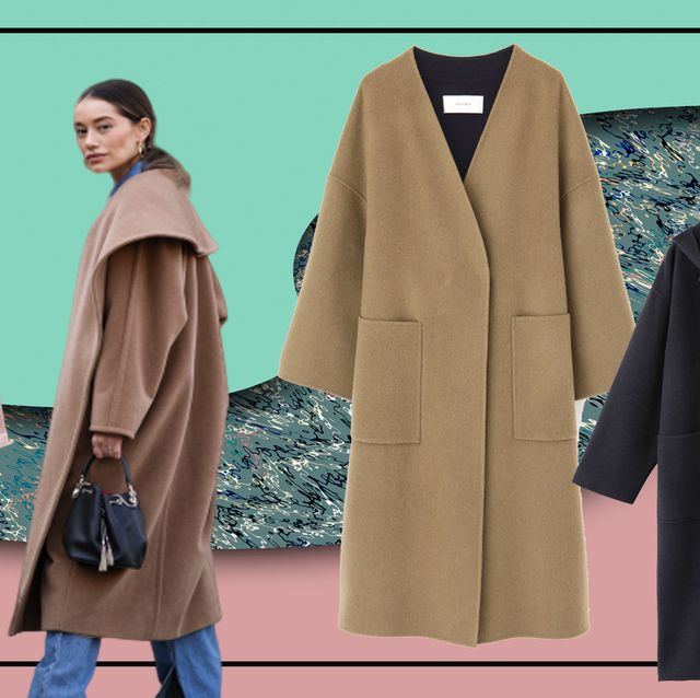 Clothing, Outerwear, Coat, Overcoat, Fashion, Sleeve, Beige, Duster, Jacket, Robe,