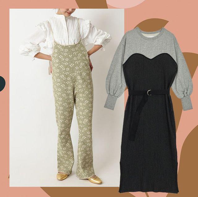 生理の日には楽チン&おしゃれな服が着たい! 予算1万円台&オールシーズン使えるおすすめアイテム17選