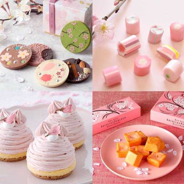 桜スイーツギャラリー2021♡この時季限定おすすめ15選