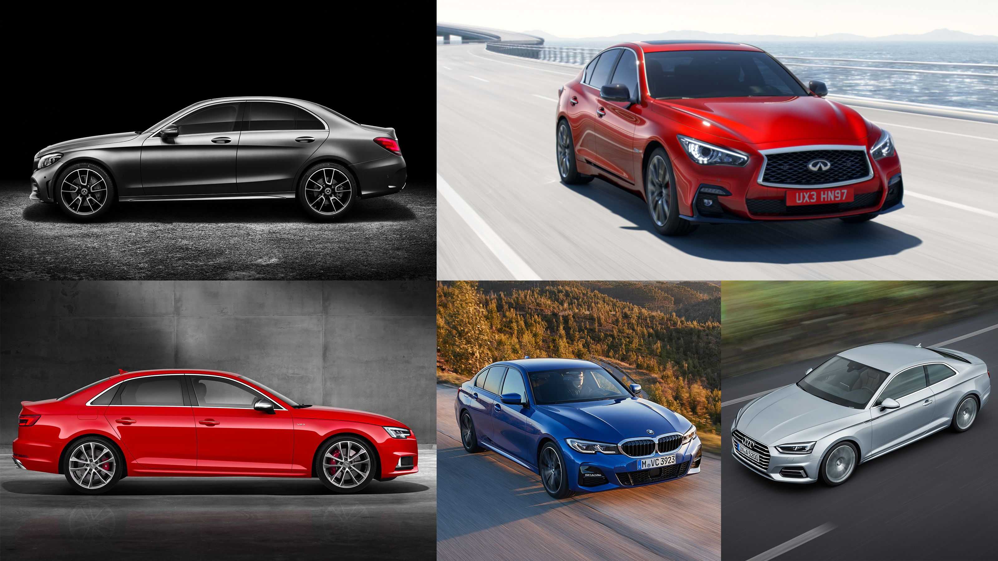 Here Are The 20 Top Selling Compact Luxury Cars And Where We Think They Should Rank