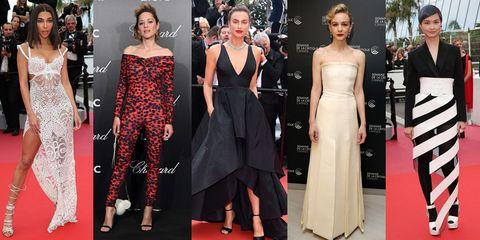 Fashion model, Red carpet, Carpet, Dress, Clothing, Gown, Flooring, Fashion, Shoulder, Premiere,