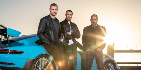 New Top Gear Hosts Top Gear Season Presenters - Top gear car show