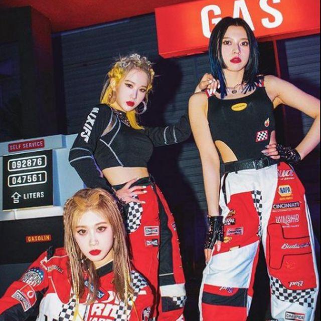 韓国ガールズグループ