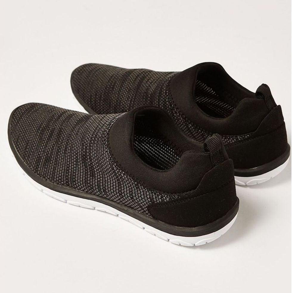 Topman slip on shoes