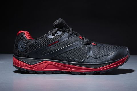 Shoe, Footwear, Outdoor shoe, Running shoe, Black, White, Walking shoe, Red, Cross training shoe, Product,