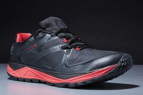 Shoe, Footwear, Outdoor shoe, Running shoe, Black, White, Walking shoe, Red, Cross training shoe, Basketball shoe,