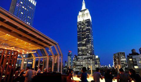 Metropolitan area, Skyscraper, Landmark, City, Metropolis, Tower, Urban area, Tower block, Sky, Cityscape,