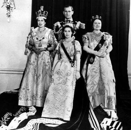 女王 マーガレット