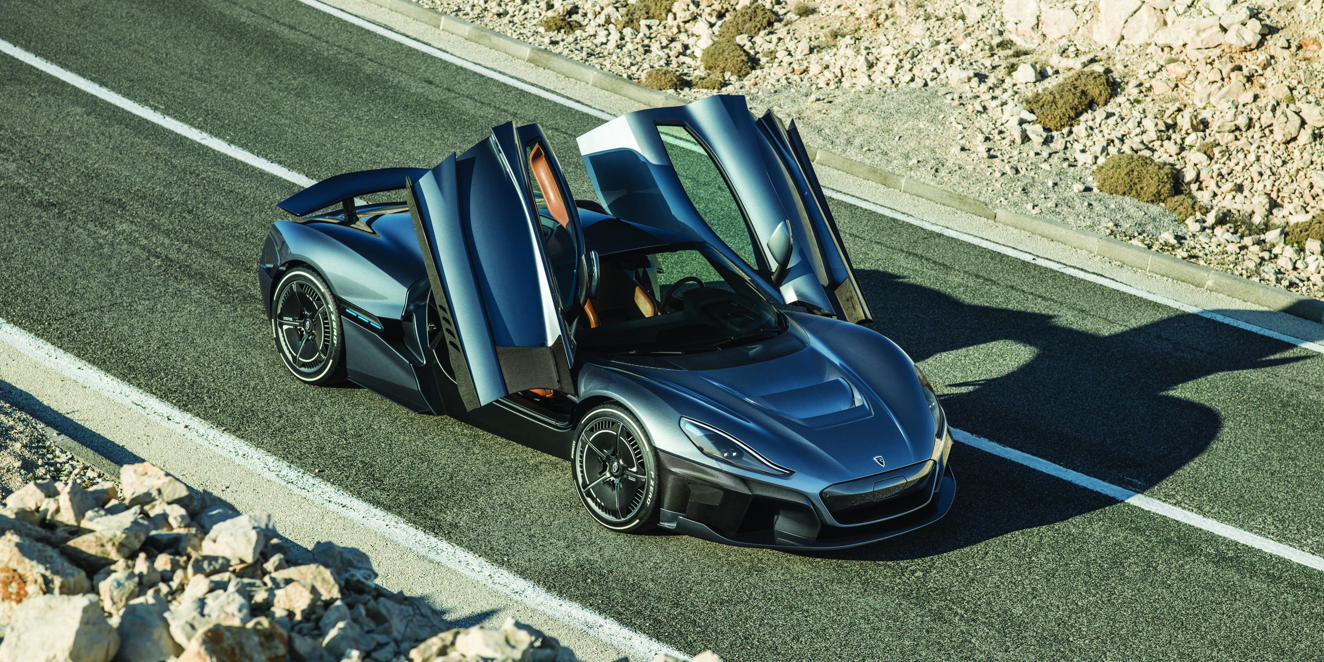 Rimac C_Two: 1914 HP and a 1.85-Second 0-60 Time