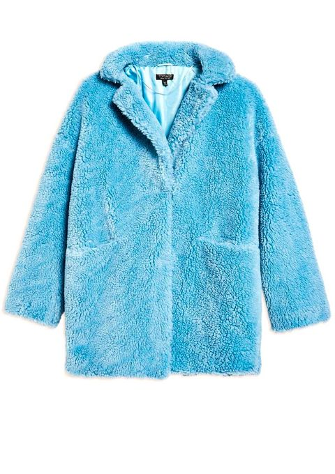 7 abrigos de piel de borreguitopara ir a la moda sin pasar frío.