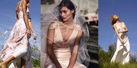 Topshop bridal collection