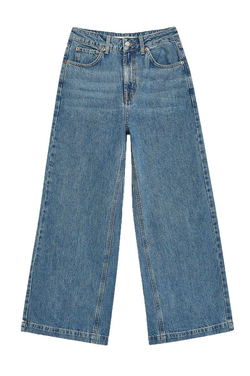 best jeans - best wide leg jeans
