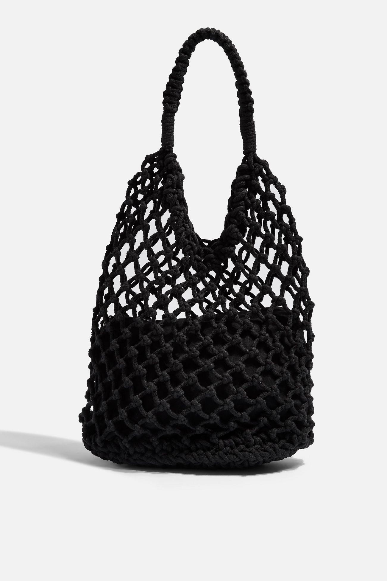 topshop rope bag