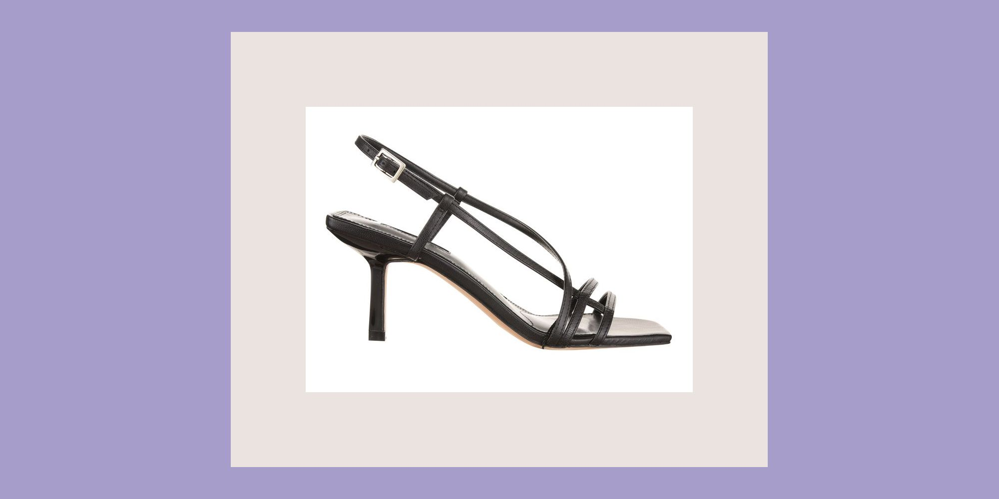 Topshop's sell-out strappy sandals are back in stock