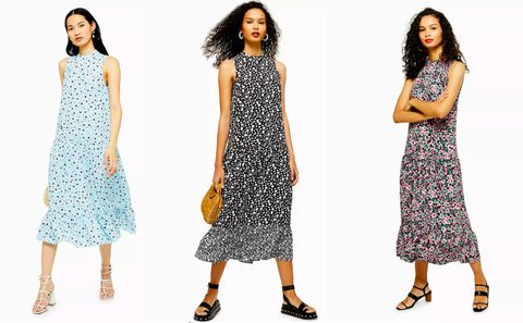 Why the nation became obsessed with smock dresses this summer