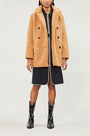 Topshop winter coats