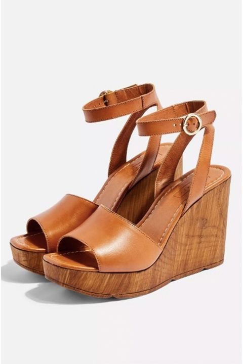wedge heels - wedge heel sandals