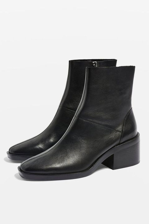 e48279c6390f 43 black ankle boots you need - best women's ankle boots