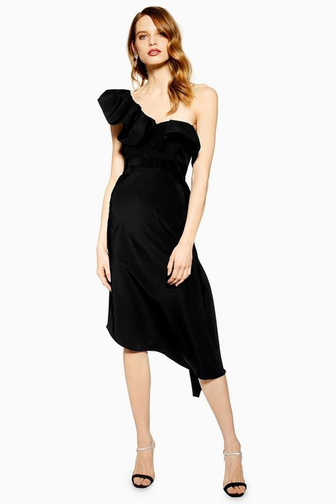 ef253d72bae Can you wear black to a wedding? Best black dresses for wedding guests