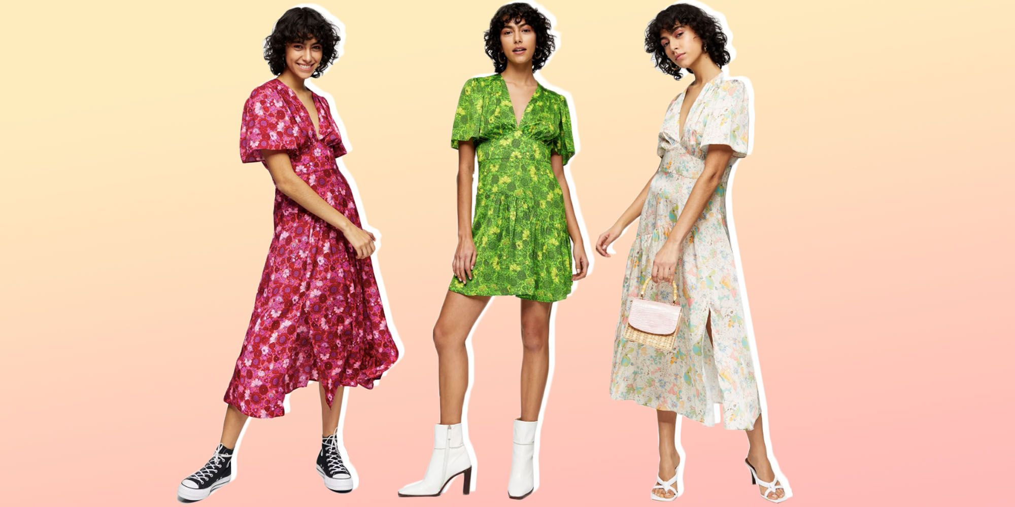 Topshop releases the It-dress for 2020 is here and we predict a sell-out