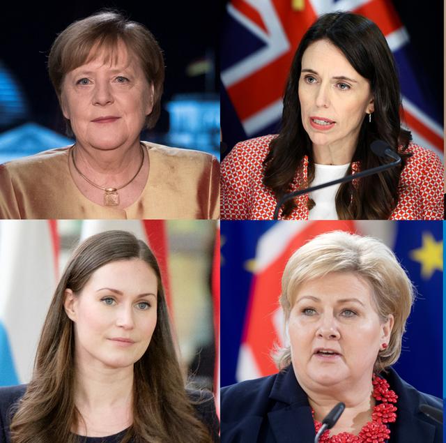 コロナ禍で強い発信力! 世界の女性リーダーたちのメッセージ集