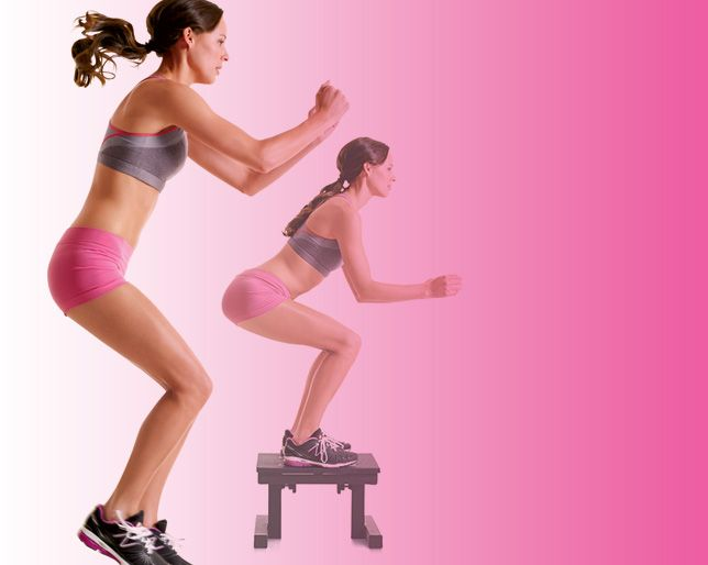 A High-Intensity Workout to Burn Calories Like Crazy