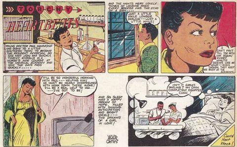 Jackie Ormes Comic