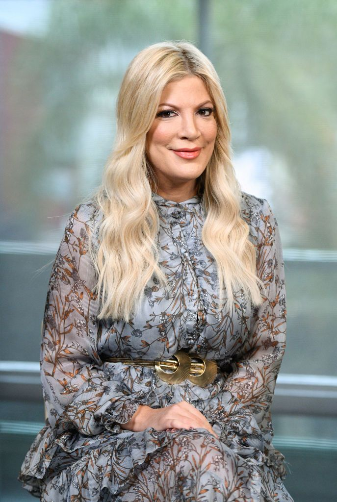 'BH90210' Star Tori Spelling Has Worked Extremely Hard to Secure Her Finances
