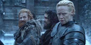 GOT's Tormund on Brienne romance