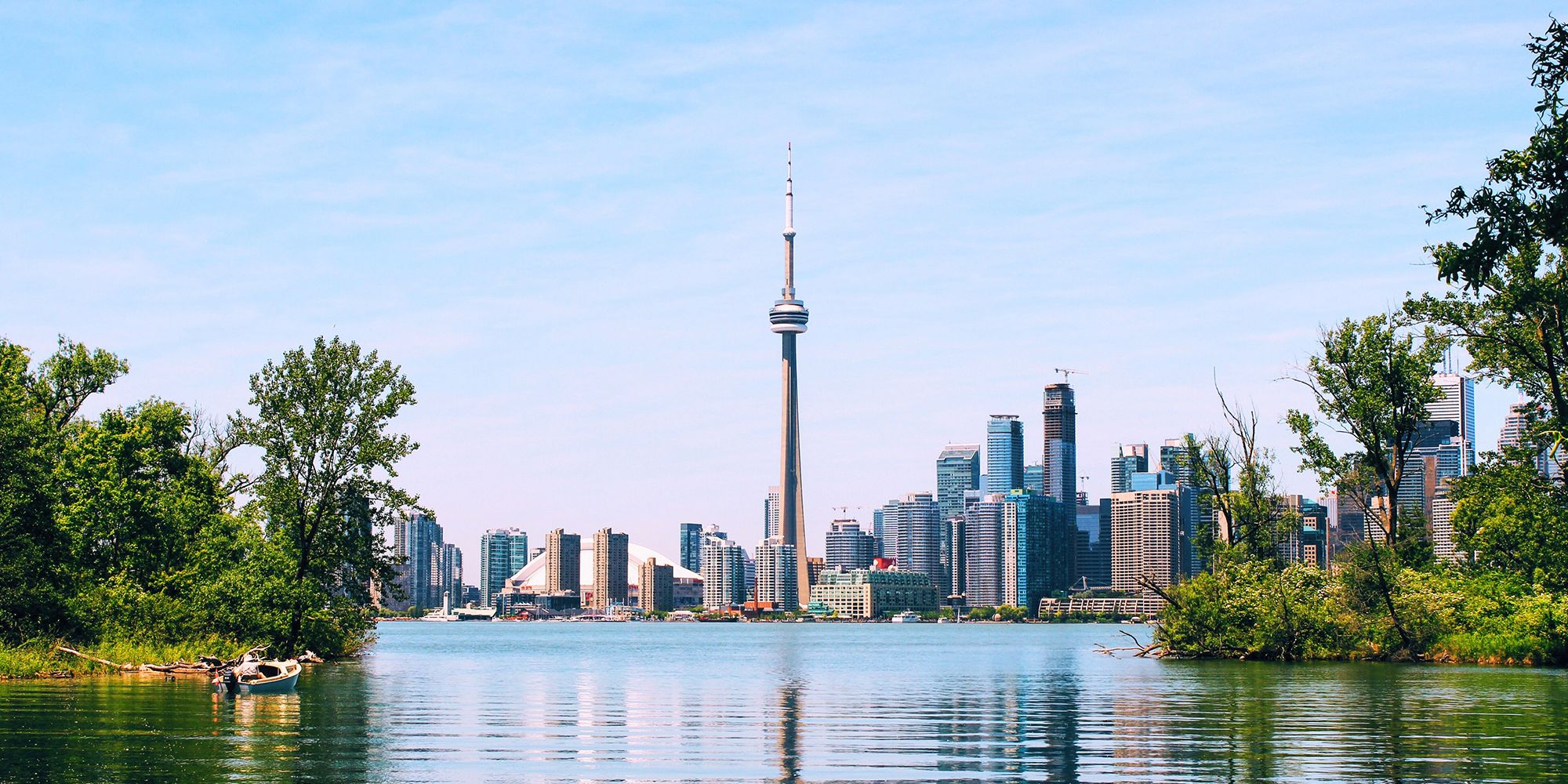 CN Tower –Toronto, Ontario