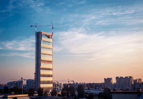 Torre Arata Isozaki Milano