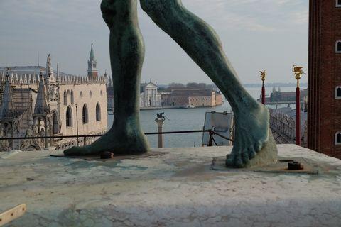 torre orologio venezia musei civici panorama
